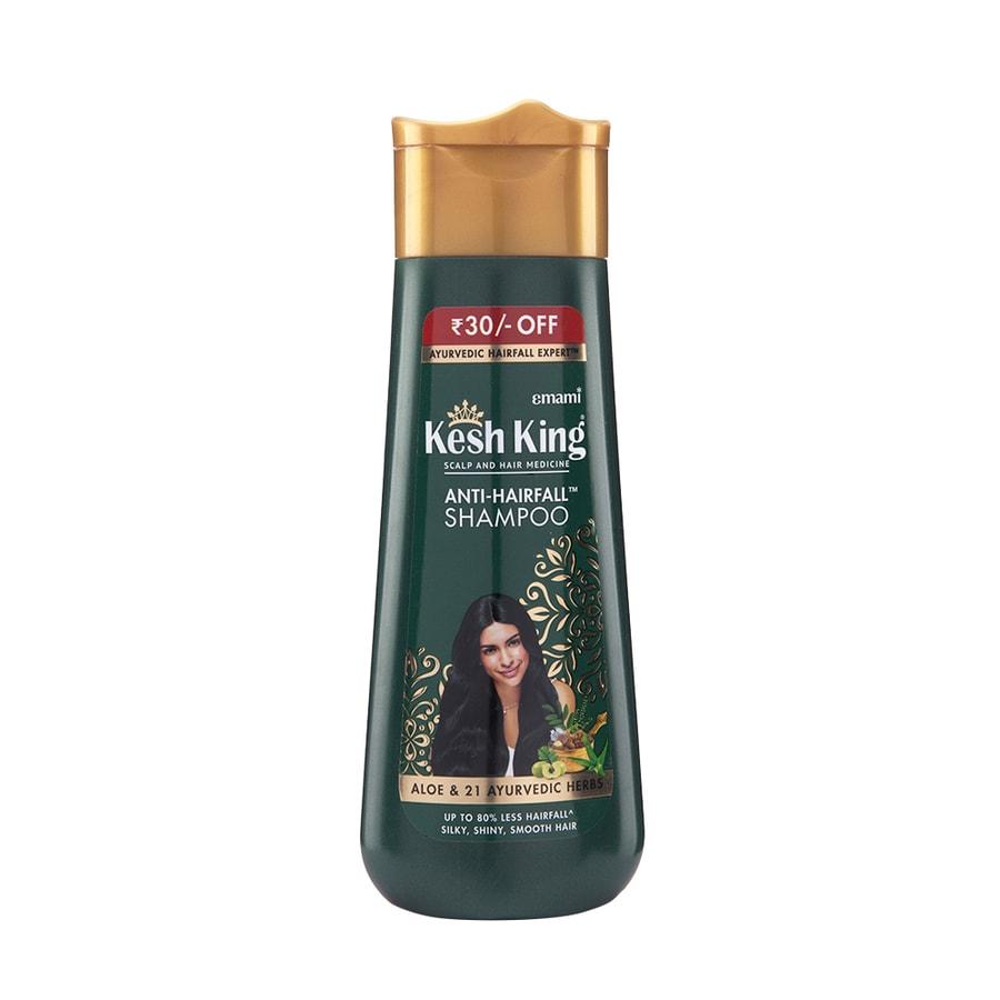 Kesh King Scalp And Hair Medicine Anti Hairfall Shampoo - 200ml