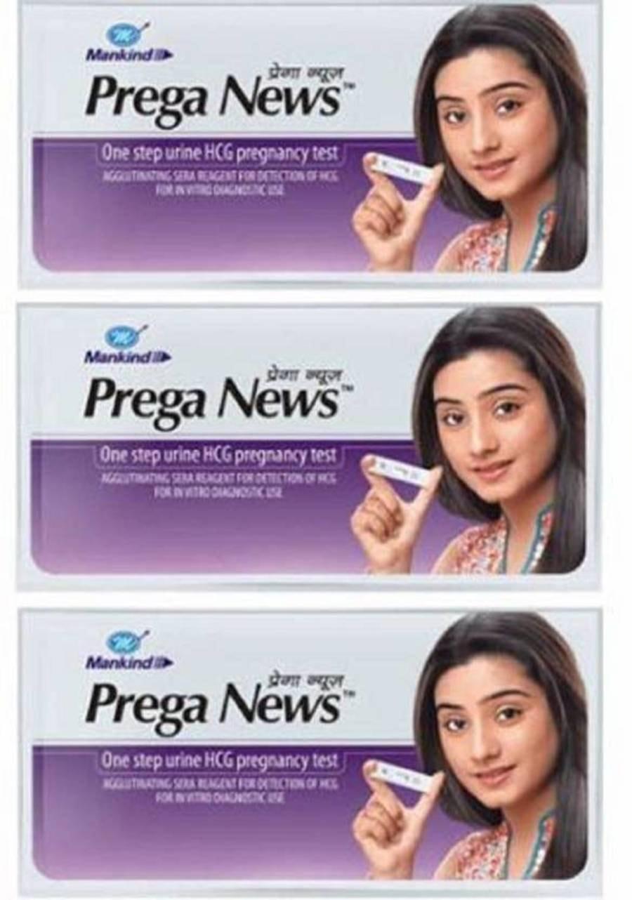 Prega News - Pack Of 3