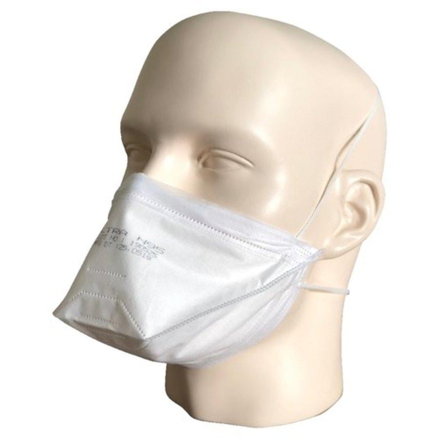 N95 Mask Pack Of 5 (duckbill Shape)