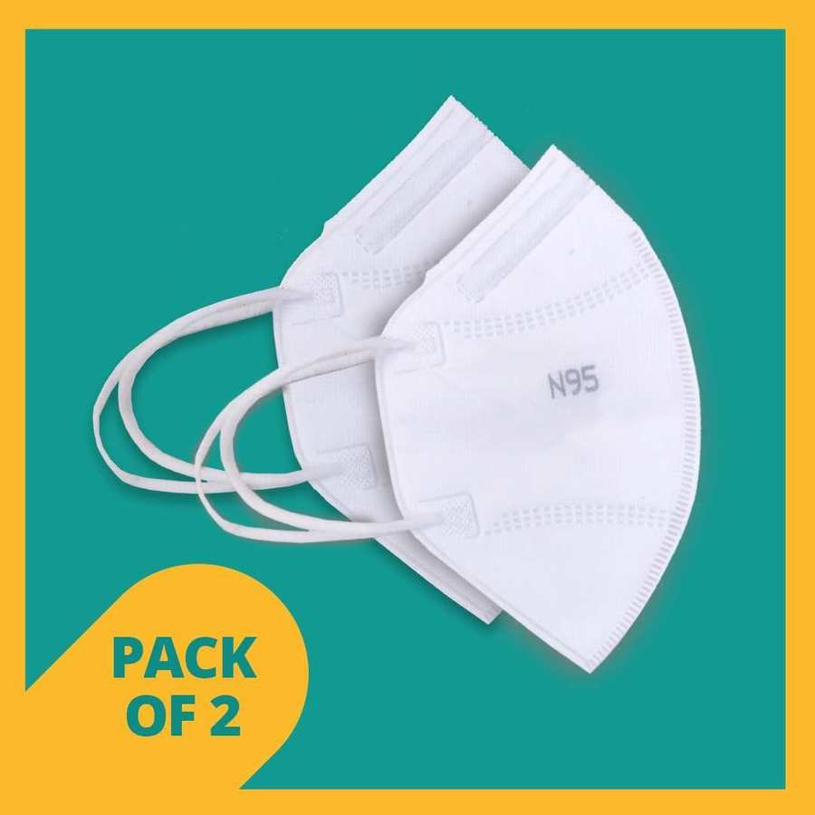 N95 Mask Pack Of 2