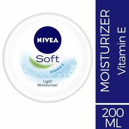 Nivea Soft Light Moisturiser 100ml