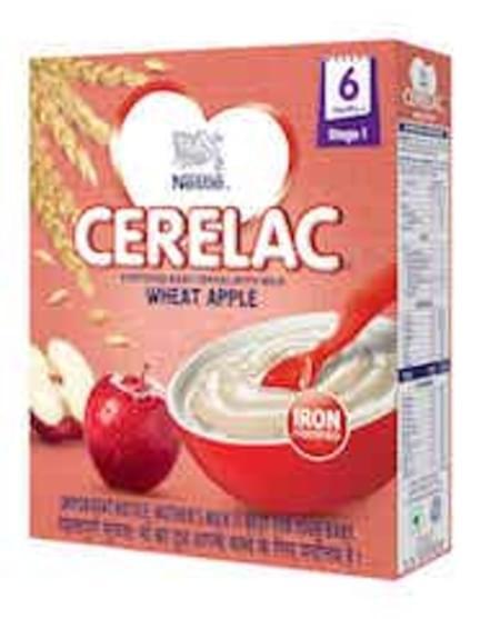 Cerealac Stage 1 Wheat Apple Bib