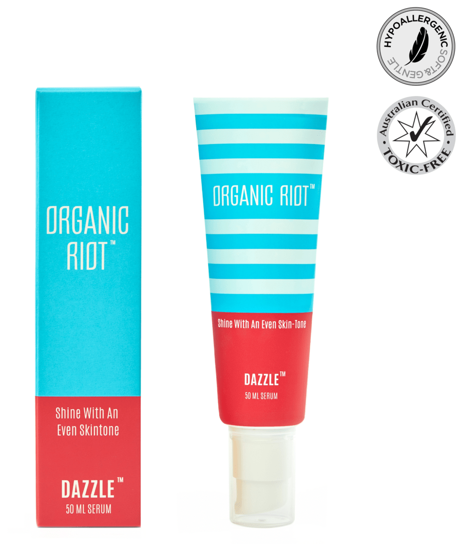 Organic Riot - Dazzle- Anti Pigmentation Serum - 50ml