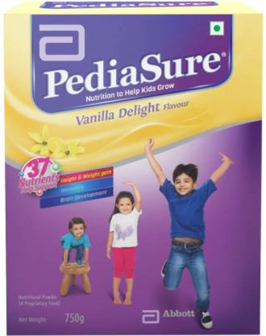 Pediasure Vanilla Child Nutrition Drink Refill Of 750 G