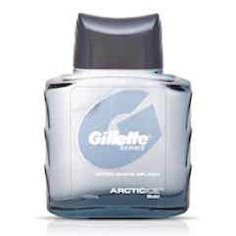 Gillette Arctic Ice After Shave Splash 100 Ml