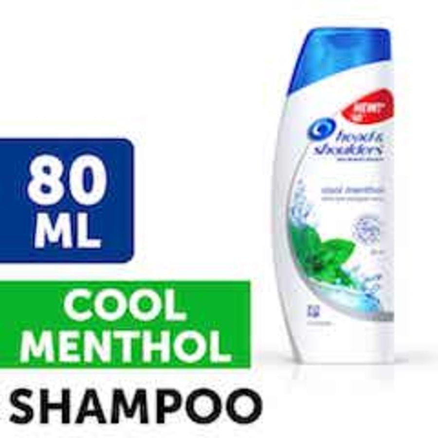Head & Shoulders Shampoo Cool Menthol 72 Ml
