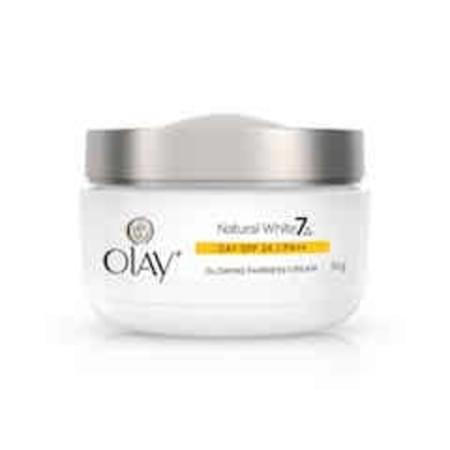 Olay Natural White All In One Fairness Skin Cream Day 50 Gm