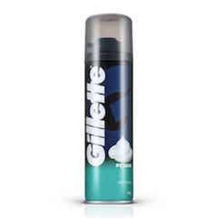 Gillette Pre Shave Foam Classic Menthol 196 Gm