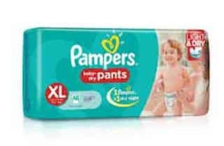 Pampers Diaper Pants Extra Large Size 48 Pieces