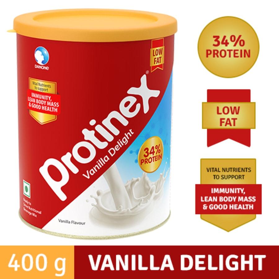 Protinex Vanilla - 400gm Tin