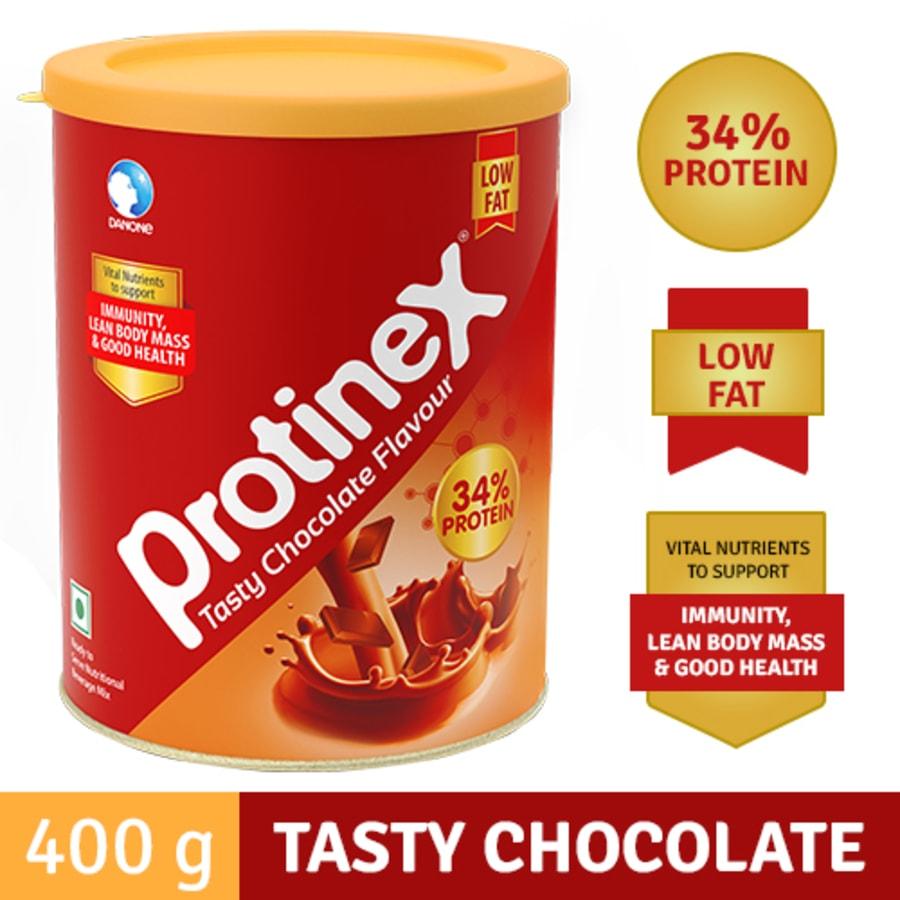 Protinex Tasty Chocolate - 400gm Tin