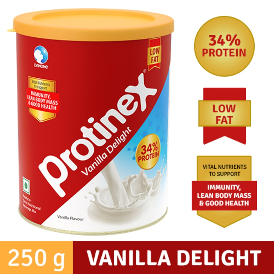 Protinex Vanilla Delight - 250gm Tin
