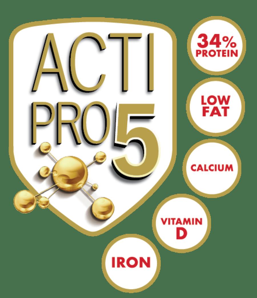 Protinex Kesar Badam Acti-pro 5 - 400gm