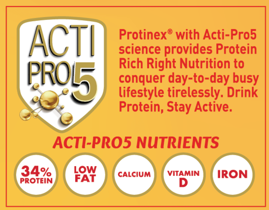 Protinex Kesar Badam Acti-pro 5 - 250gm
