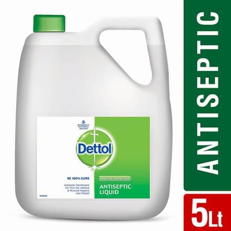 Dettol Antiseptic Liquid- 5l