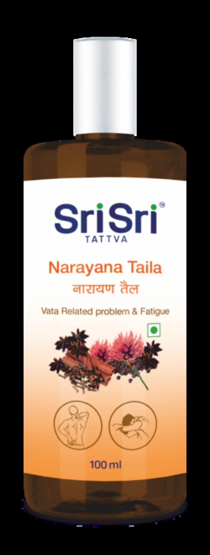 Sri Sri Tattva Narayana Taila, 100ml