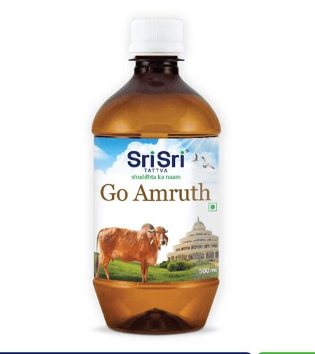 Sri Sri Tattva Go Amrut Liquid 500ml
