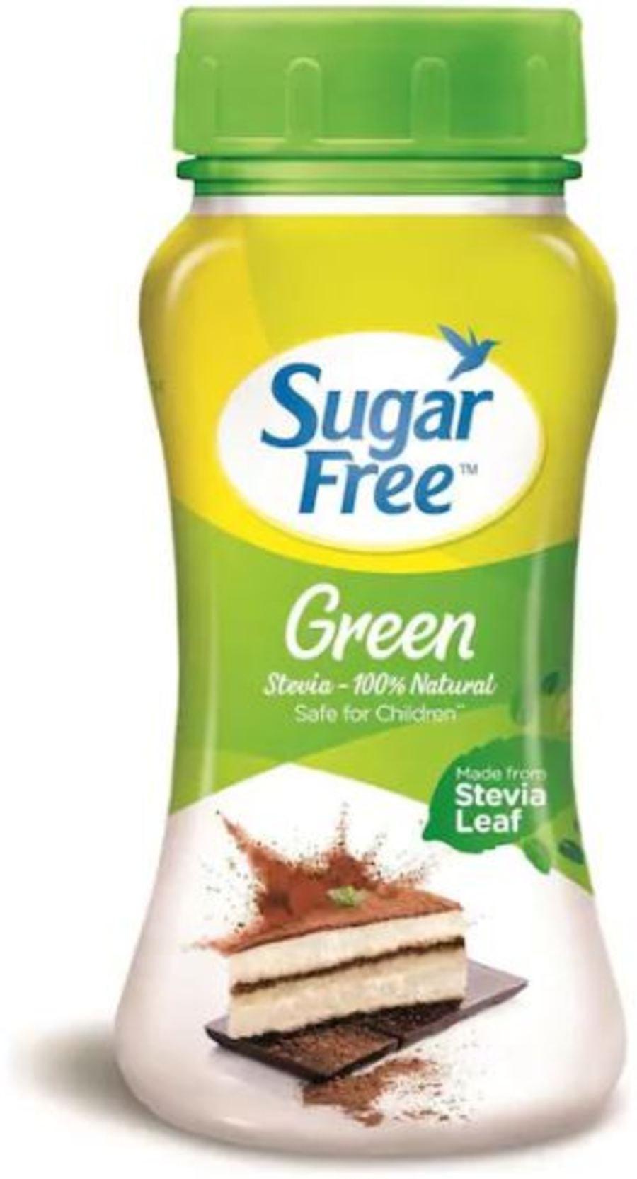 Sugar Free Green 100g Powder - Stevia & 100% Natural Sweetener