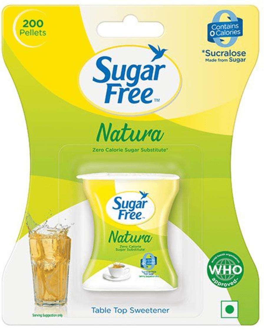 Sugar Free Natura 200 Pellets - Zero Calorie Sweetener& Sugar Substitute