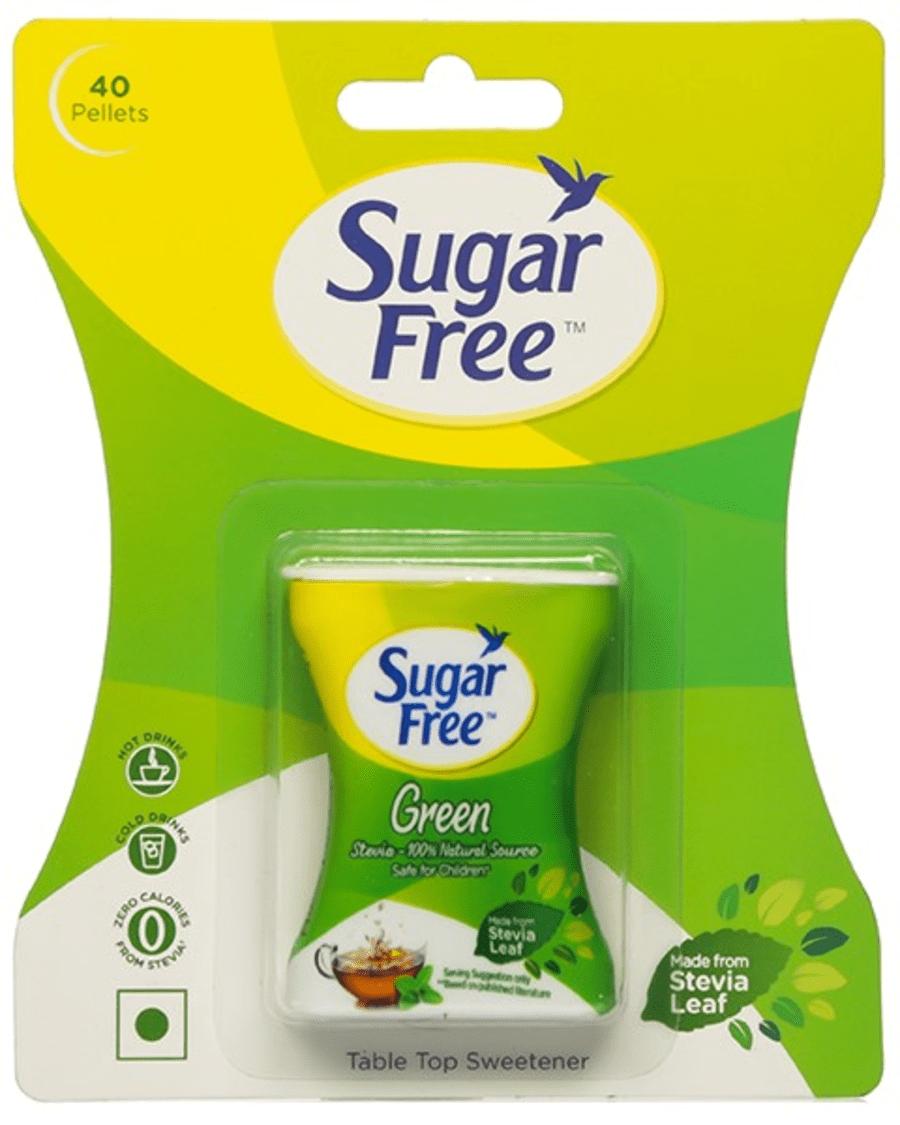 Sugar Free Green 40 Pellets -made From Stevia 100% Natural Sweetener & Sugar Substitute