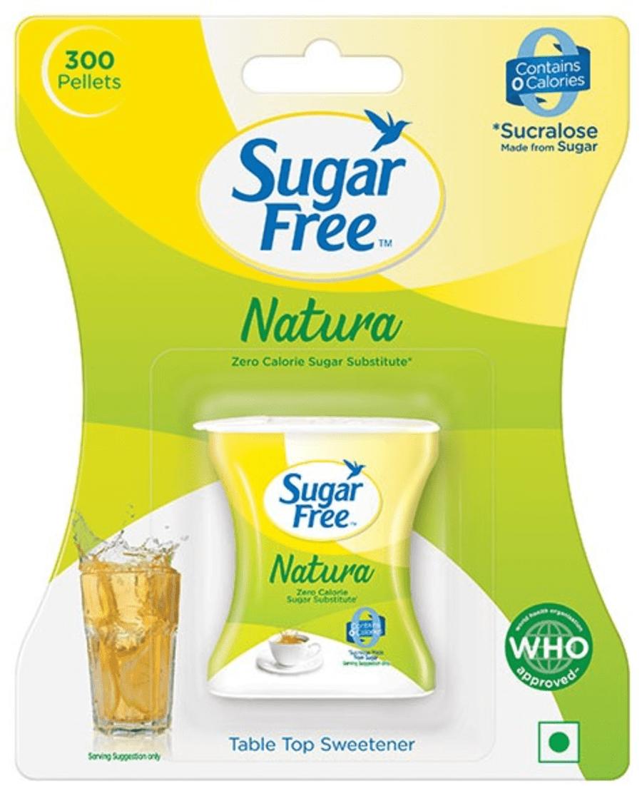 Sugar Free Natura 300 Pellets - Zero Calorie Sweetener& Sugar Substitute
