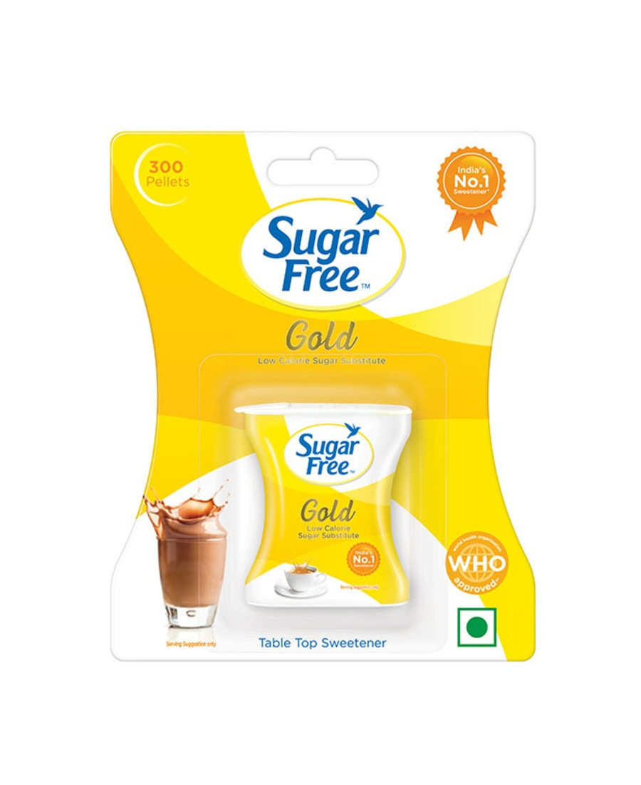 Sugar Free Gold 300 Pellets