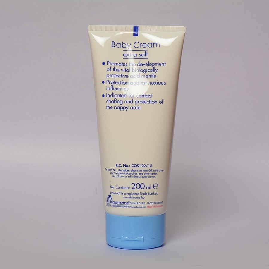 Sebamed Baby Cream Extra Soft 200ml
