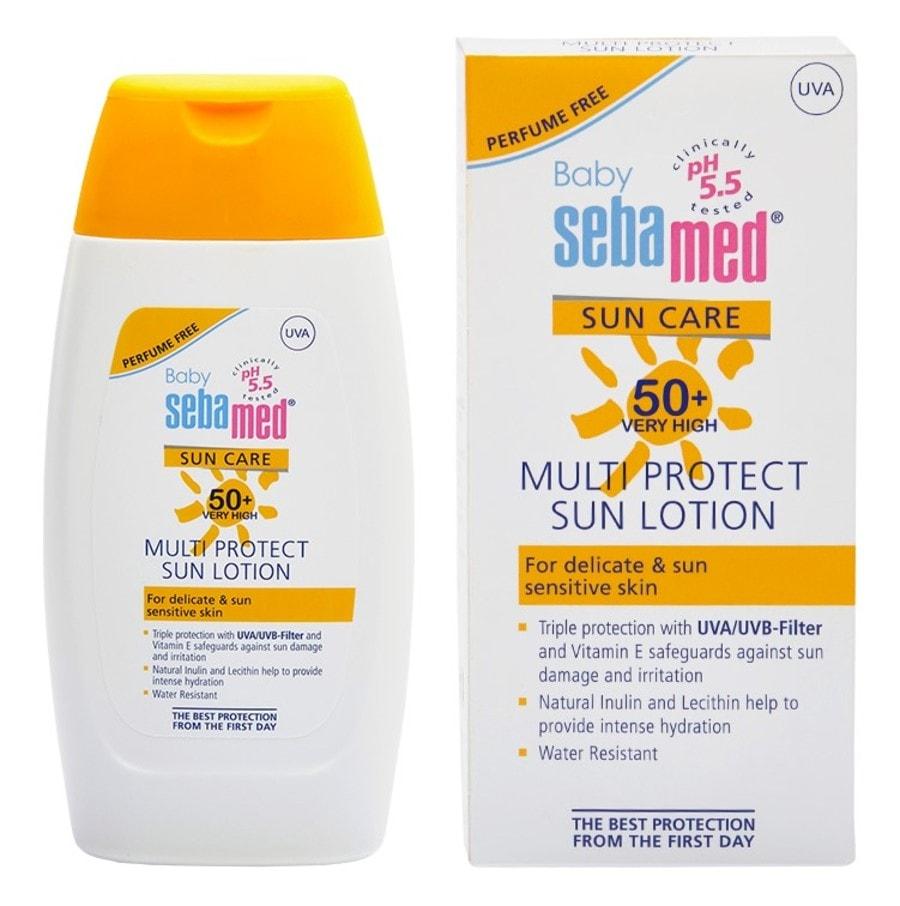 Sebamed Baby Sun Lotion Spf 50+ 200ml