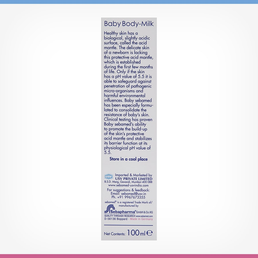 Sebamed Baby Body-milk 100ml