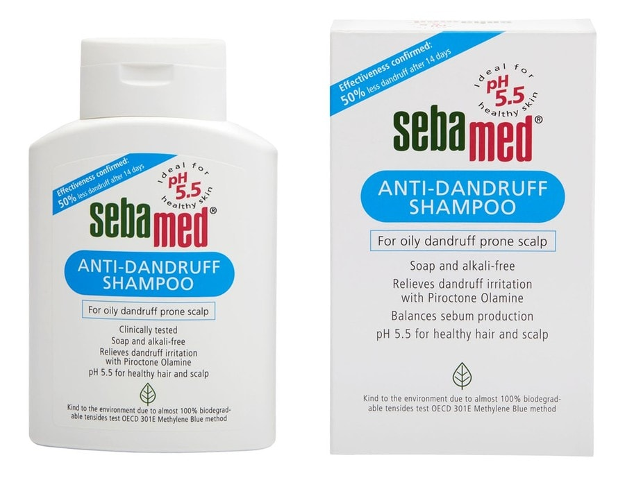 Sebamed Anti-dandruff Shampoo - 200ml