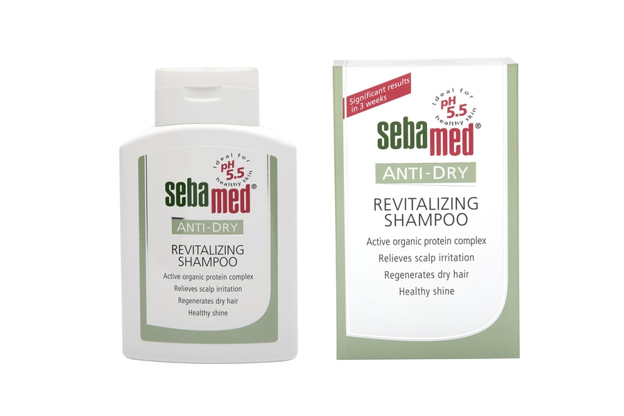 Sebamed Anti Dry Revitalizing Shampoo 200ml