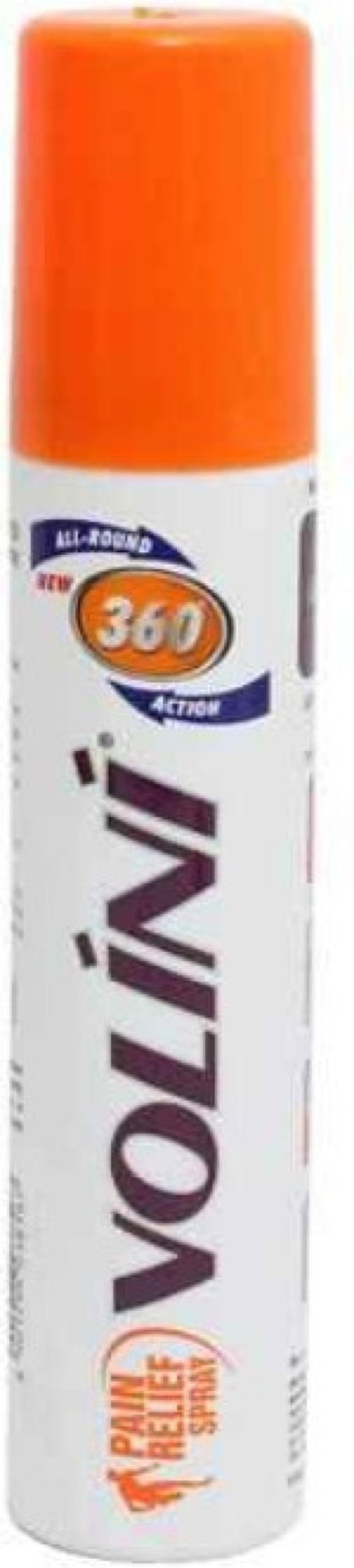 New Volini All Round 360 Action  Pain Relief Ointment   Of 100 G