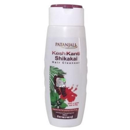 Patanjali Kesh Kanti Hair Cleanser Shikakai 200 Ml